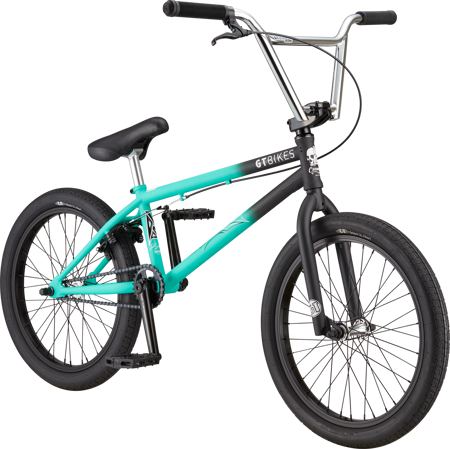 Picture of GT CONWAY TEAM 2019  black/turquoise 21''