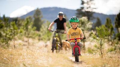 Picture of Kako voziti bicikl kao obitelj