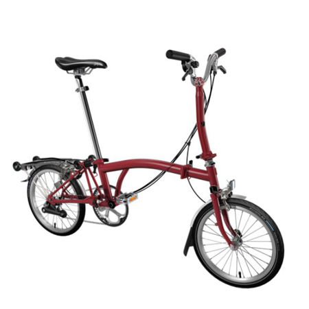 Picture of BROMPTON M6R/HRD/HRD/SPT