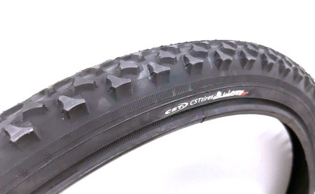 Picture of V.GUMA 20x1.75 CST C1040N BLACK