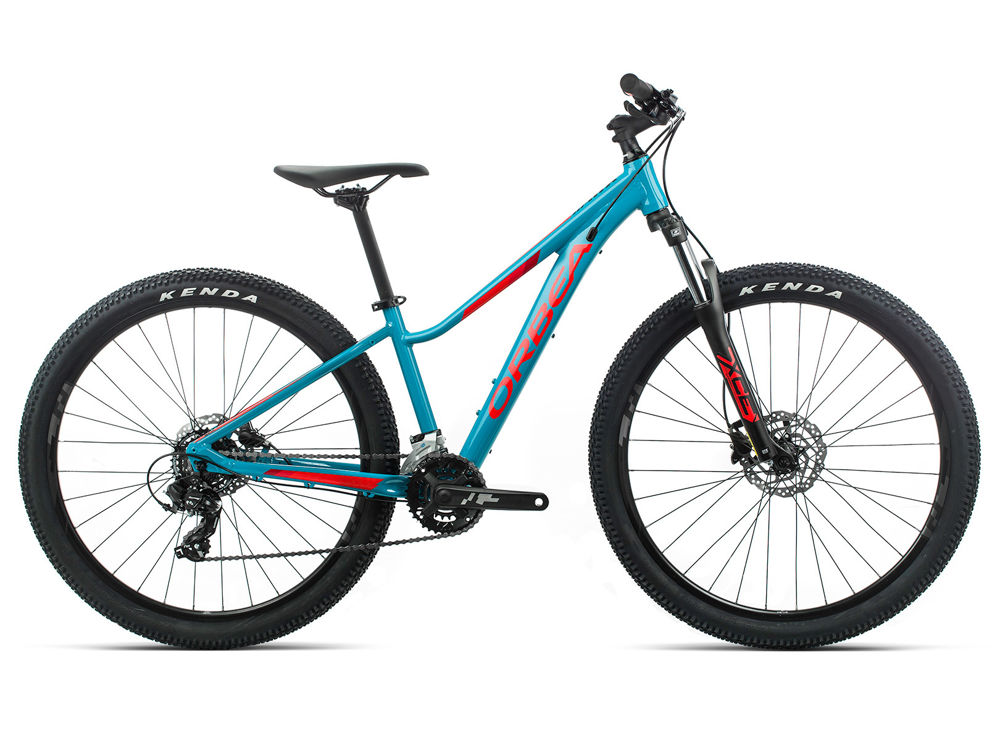Picture of ORBEA MX 27 ENT  DIRT BLUE/RED 2020