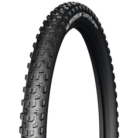Picture of V.GUMA 27.5X2.10 MICHELIN COUNTRY GRIP'R RIGID BLACK 082332