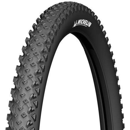 Picture of V.GUMA 27.5X2.10 MICHELIN COUNTRY RACE'R RIGID BLACK 082327