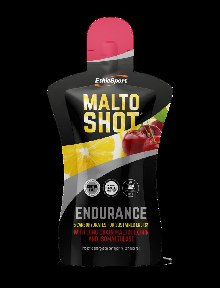 Picture of ETHIC SPORT GEL MALTO SHOT ENDURANCE LIMONE/CHERRY 50ml