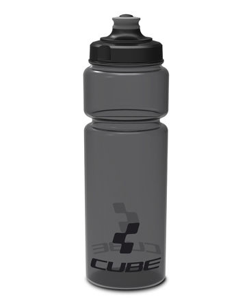 Picture of Bidon Cube Icon Black 750ml