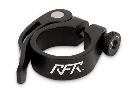 Picture of Obujmica cijevi sjedala RFR QR 31.8mm Black