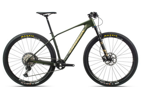 Picture of ORBEA ALMA 29 M25 GREEN/GOLD 2020