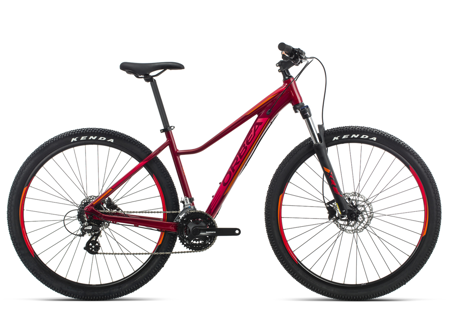 Picture of ORBEA MX 29 ENT 50 GAR-ORA 2019