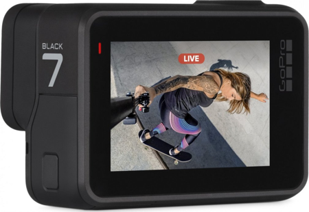 Picture of GoPro HERO 7 Black + 32GB mem. kart