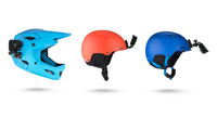 Picture of GoPro Helmet Front + Side Mount