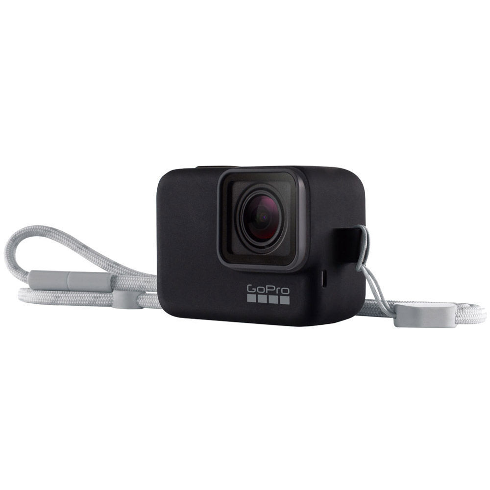 Picture of GOPRO Sleeve + Lanyard for HERO8 Black crna