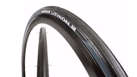 Picture of Michelin Lithion-2 dark grey 700 x 23c