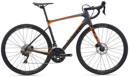 Picture of Giant Defy Advanced 2 (2020.), crna