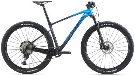 Picture of Giant XTC Advanced SL 29er 1 (2020.), plava