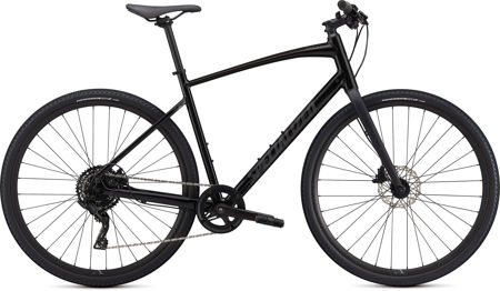 Picture of Specialized Sirrus X 2.0 Black