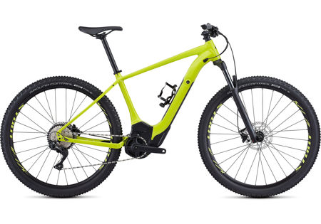 Picture of Specialized Turbo Levo HT Comp 2020 Hyper/Black