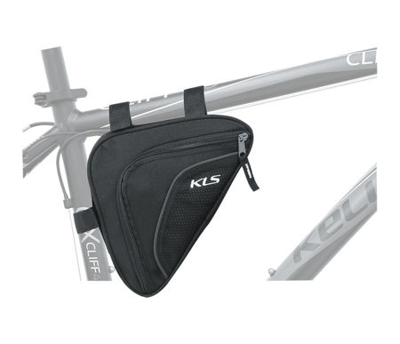 Picture of KLS TORBICA Frame Bag KLS WEDGE black