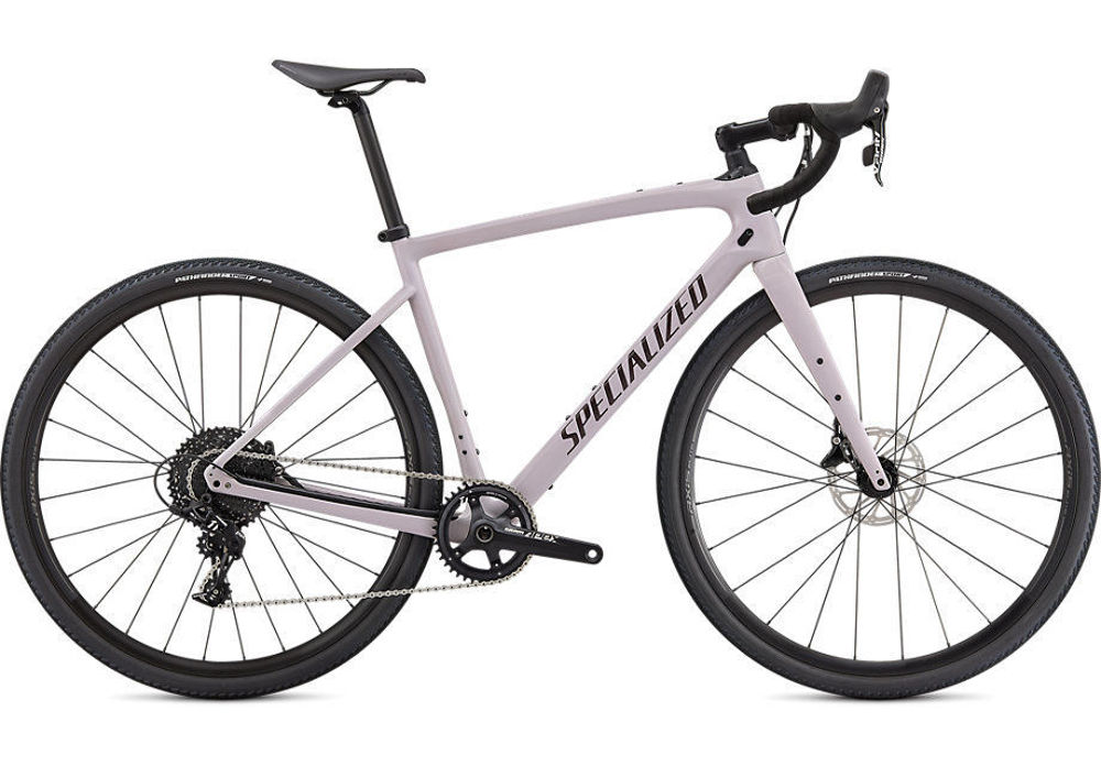 Picture of Specialized Diverge Base Carbon 2020 Gloss Clay