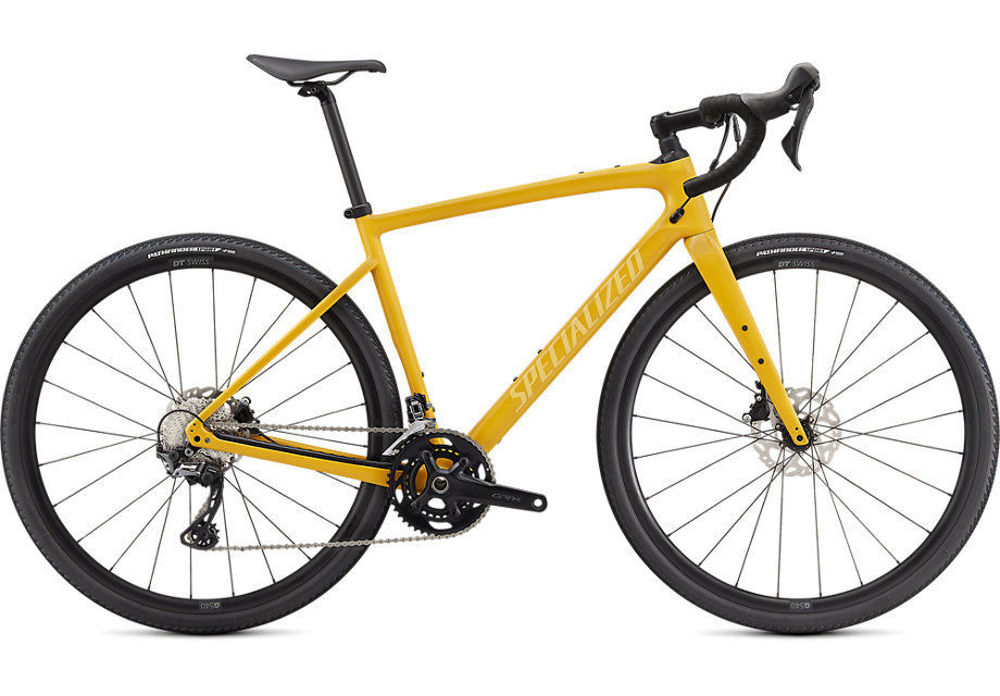 Picture of Specialized Diverge Sport Carbon 2020 Brassy Yellow