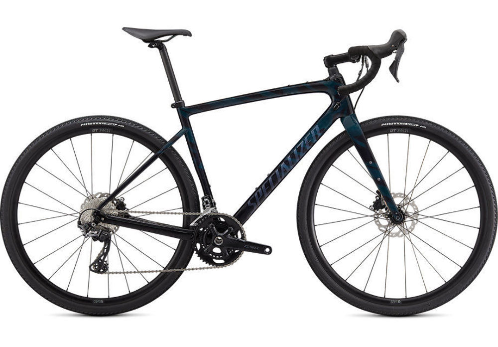 Picture of Specialized Diverge Sport Carbon 2020 Forest Green