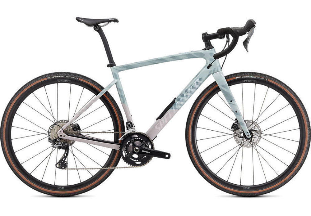 Picture of Specialized Diverge Comp Carbon 2020 Ice Blue