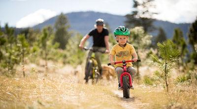 Picture of Vodič za određivanje  veličine dječjeg bicikla
