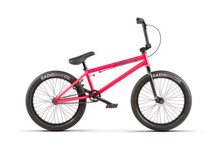Picture of Radio 2020 EVOL matt pink 20.3'