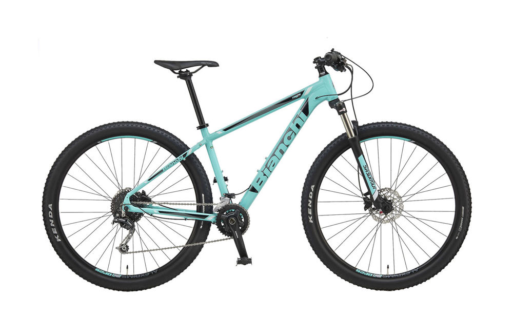 Picture of BIANCHI MAGMA 9.1 DEORE MIX 2X9 BOOST 6K-CK16/BLACK