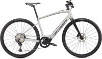 Picture of Specialized Turbo Vado SL 5.0 Brushed Aluminum 2020