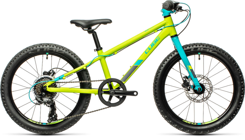 Picture of CUBE ACID 200 DISC GREEN´N´PETROL 2021