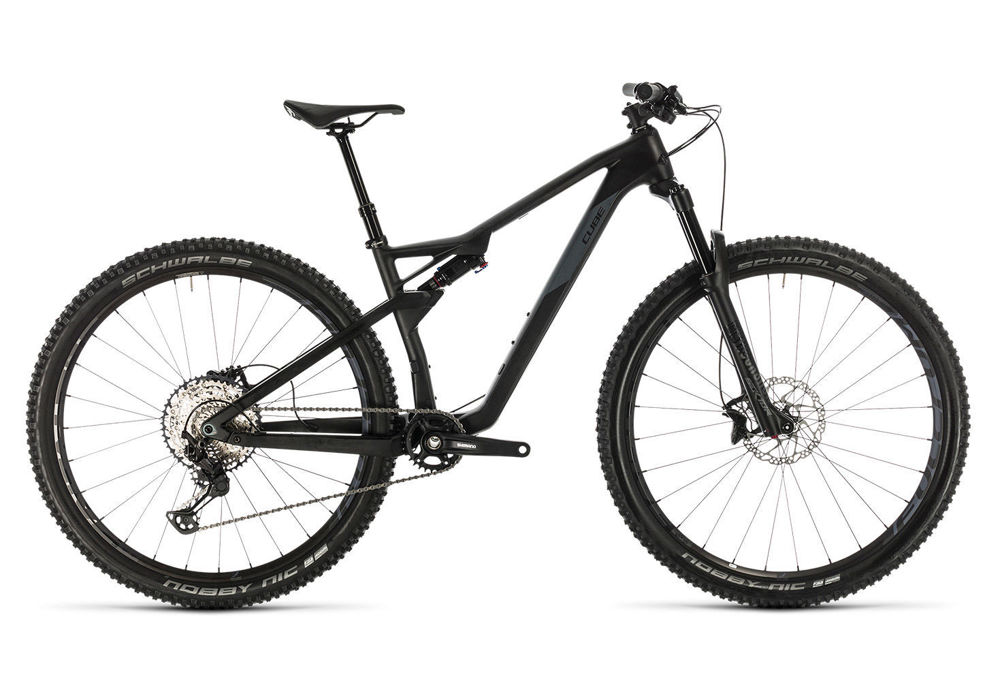 Picture of CUBE AMS 100 C:68 RACE 29 CARBON´N´GREY 2020