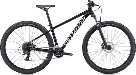 Picture of Specialized Rockhopper 2021 GLOSS TARMAC BLACK / WHITE