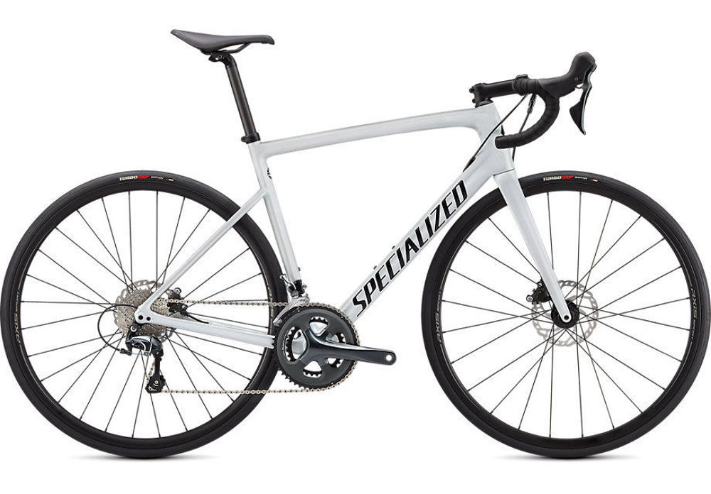 Picture of Specialized Tarmac SL6 2021 Metallic White Silver