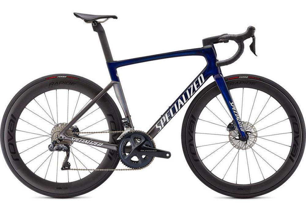 Picture of Specialized Tarmac SL7 Pro - Ultegra DI2 2021 Blue Tint Fade