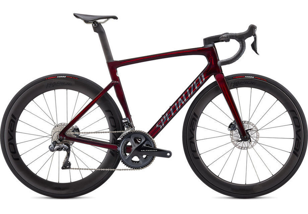 Picture of Specialized Tarmac SL7 Pro - Ultegra DI2 2021 Red Tint