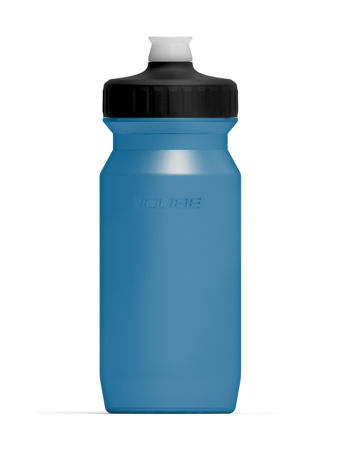 Picture of BIDON CUBE FEATHER 500ML BLUE 12964