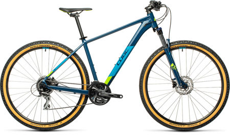 Picture of CUBE AIM RACE BLUEBERRY´N´LIME 2021