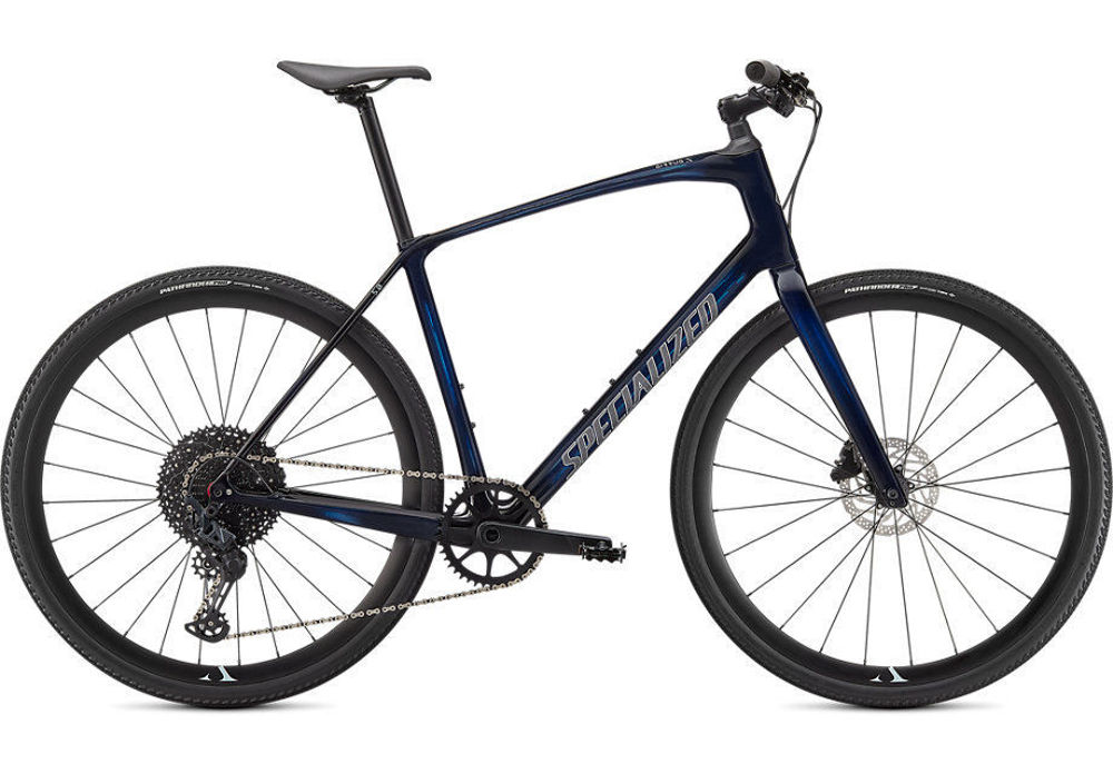Picture of Specialized SIRRUS X 5.0 2021 BLUE TINT