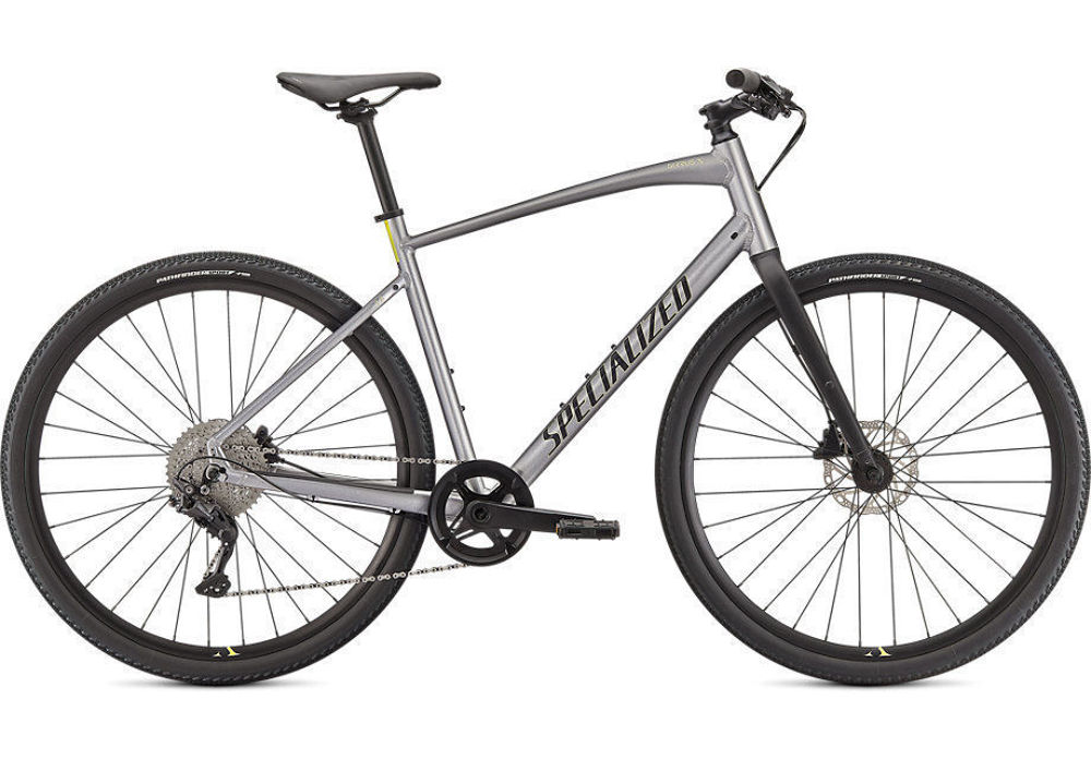 Picture of Specialized Sirrus X 3.0 2021  FLAKE SILVER