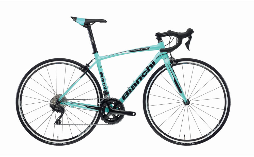 Picture of BIANCHI NIRONE 7 ALU SORA 9S 1D-CK16/BLACK