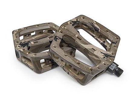 Picture of Eclat PLAZA Pedals desert/camo  nylon 9/16''