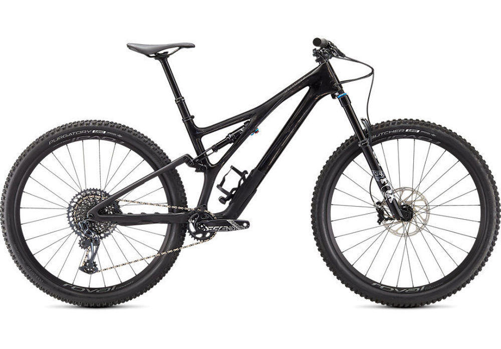 Picture of Specialized Stumpjumper Expert SATIN CARBON 2021