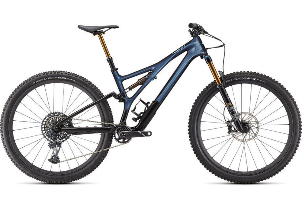 Picture of Specialized Stumpjumper Pro BLUE METALLIC 2021