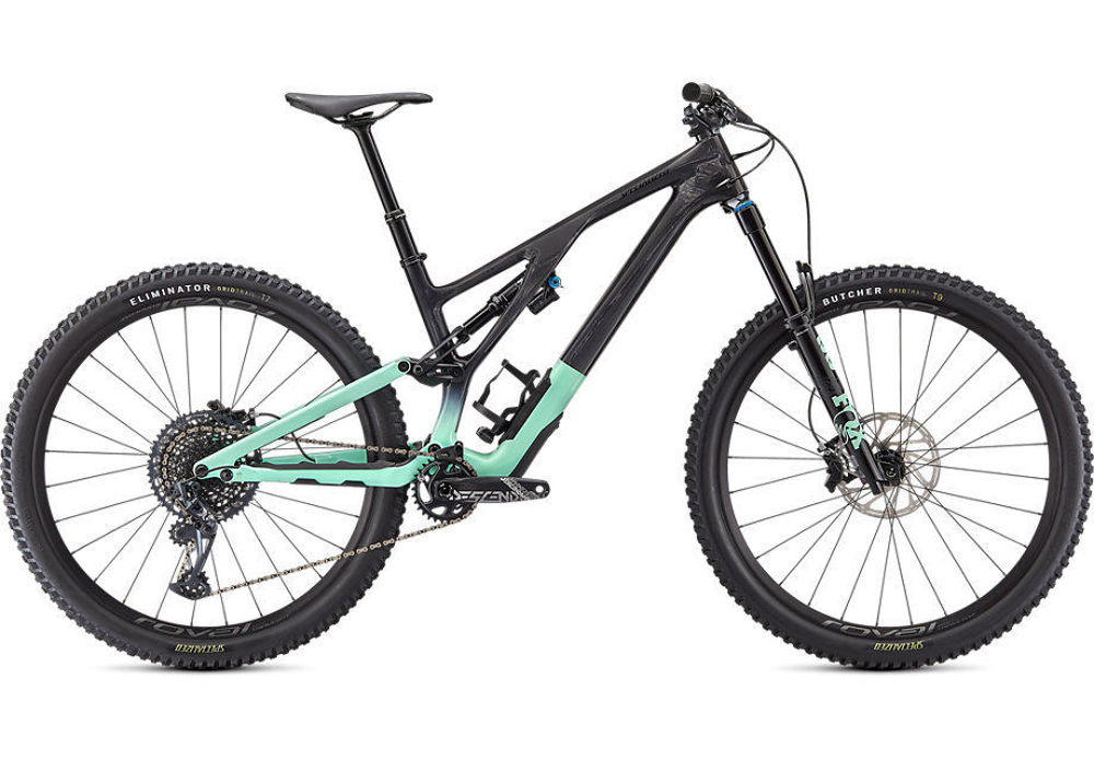 Picture of Specialized Stumpjumper EVO Expert GLOSS CARBON 2021