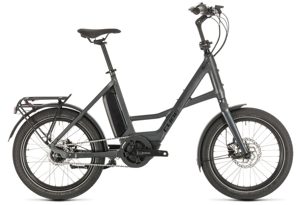 Picture of CUBE COMPACT HYBRID GREEN´N´GREEN 2021