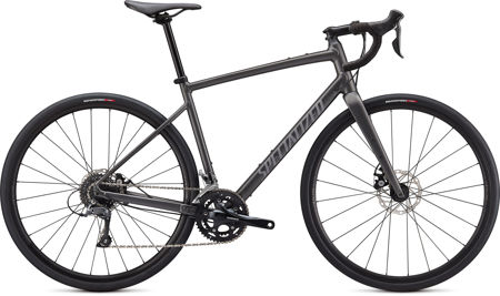 Picture of Specialized DIVERGE BASE E5 Satin Smoke 2021