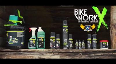 Picture of BikeWorkX proizvodi za čišćenje i održavanje bicikla