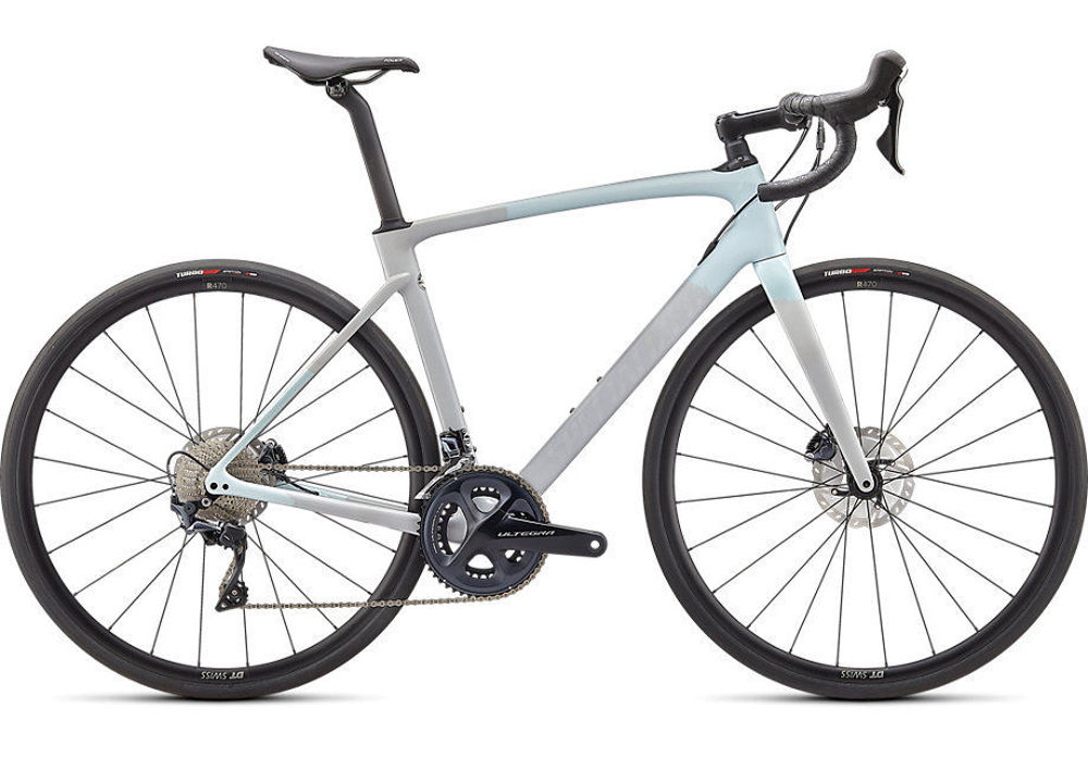Picture of Specialized  Roubaix Comp 2021 Ice Blue