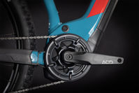 Picture of CUBE REACTION HYBRID PERFORMANCE 625 BLUE´N´RED 2021
