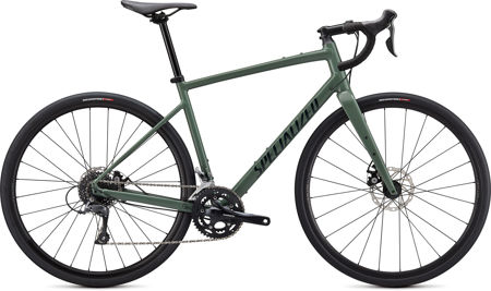 Picture of Specialized Diverge Base E5 Sage Green 2021